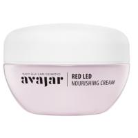 Red LED Nourishing Cream (Main) - Обогащенный питательный крем для ухода за сухой кожей