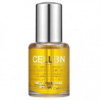 Cellbn Mega Treatment Special Oil - Высокоэффективное обогащенное масло для кожи и волос