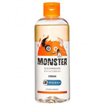 Etude House Monster Oil Cleansing Water - Двухфазная очищающая вода