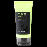 Forest For Men Fresh Cleansing Foam - Освежающая пенка для умывания и бритья с фитонцидным комплексом