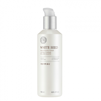 The Face Shop White Seed Brightening TonerWhite Seed Brightening Toner - Осветляющий тонер