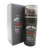 Gentle Black All In One Fluid - Универсальный флюид для мужской кожи