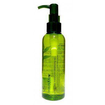 Innisfree Green Tea Moisture Cleansing Oil - Увлажняющее гидрофильное масло