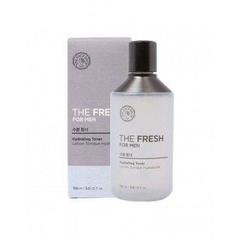 The Face Shop The Fresh For Men Hydrating Toner - Увлажняющий тоник для лица для мужчин