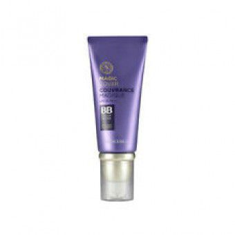 The Face Shop It Magic Cover BB Cream #V203 Natural Beige SPF20 PA++ - Универсальный ВВ-крем с плотным покрытием
