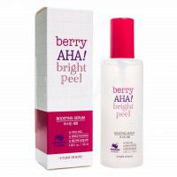 Berry AHA Bright Peel Boosting Serum - Обновляющая сыворотка-бустер