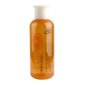 Innisfree Tangerine Vita C Skin - Увлажняющий тонер с экстрактом мандарина