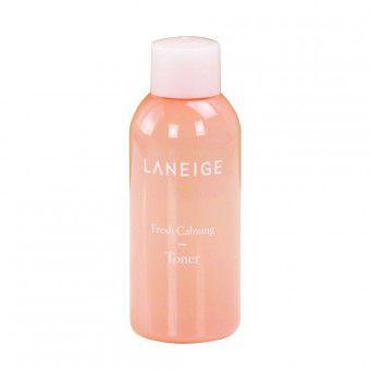 Laneige Fresh Carming Toner - Освежающий успокаивающий тонер для лица