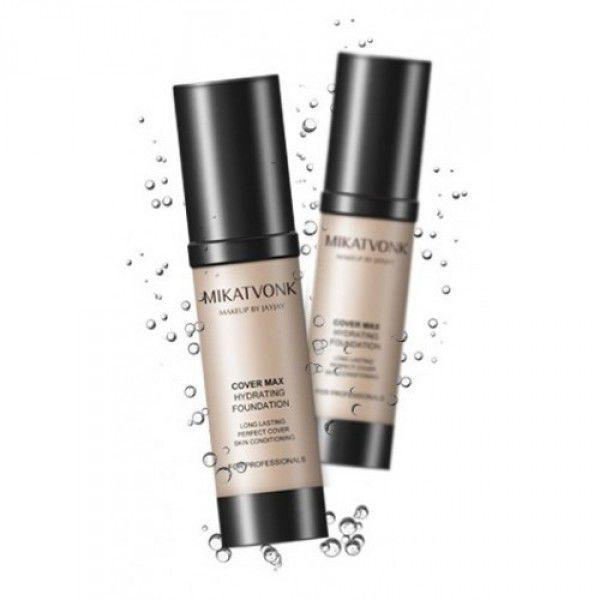 Cover Max Hydrating Foundation NO.NB23 Skin Beige - Тональны