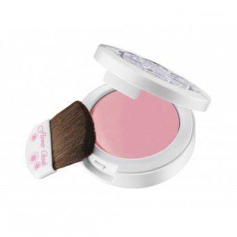 Mik@Vonk Flower Cheek (Single) NO.12 Strawberry Pink - Цветочные румяна для лица
