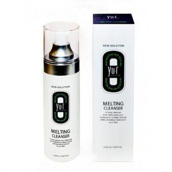 Yu.R Melting Cleanser - Тающий очищающий гель для снятия макияжа
