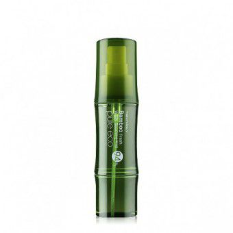 TonyMoly Pure Eco Bamboo Fresh Water Soothing Mist -  Мист для лица бамбуковый