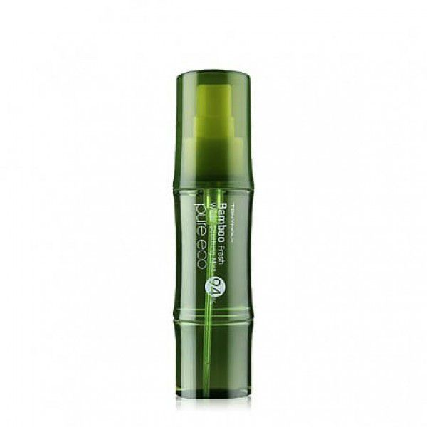 Pure Eco Bamboo Fresh Water Soothing Mist -  Мист для лица бамбуковый