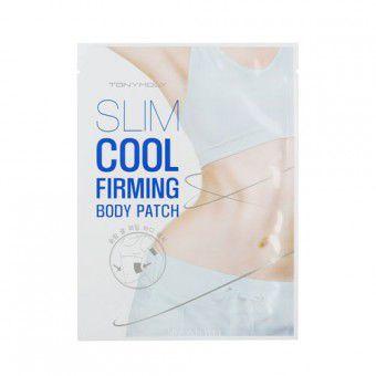 TonyMoly Slim Cool Firming Body Patch - Пластырь для похудения охлаждающий