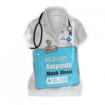 Baviphat Dr.119 Aquaring ampoule mask sheet - Маска увлажняющая
