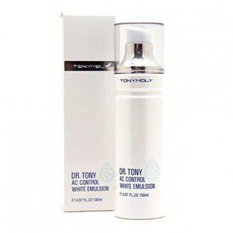 TonyMoly Dr. Tony Ac Control White Emulsion - Эмульсия для отбеливания пигментированной проблемной кожи