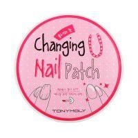 Changing U Nail Patch - Патчи для ухода за ногтями