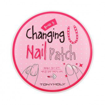 TonyMoly Changing U Nail Patch - Патчи для ухода за ногтями