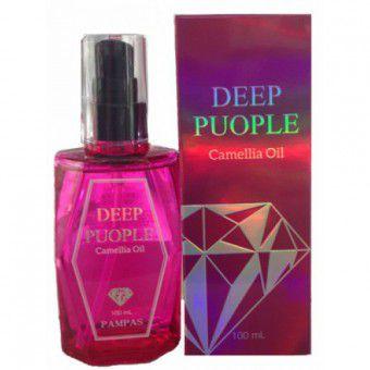 Pampas Deep Puople Camellia Oil - Масло камелии для волос