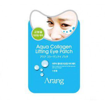 Arang Aqua Collagen Lifting Eye Patch - Патчи для кожи вокруг глаз с морским коллагеном