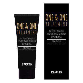 Pampas One & One Treatment - Маска для глубокого восстановления волос