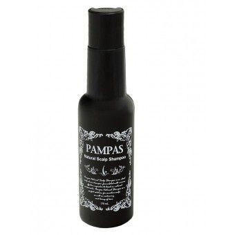 Pampas Natural Scalp Shampoo (170ml) - Натуральный шампунь против выпадения волос