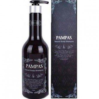 Pampas Natural Scalp Shampoo - Натуральный шампунь против выпадения волос