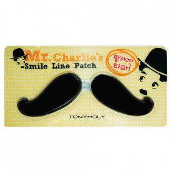 TonyMoly Mr. Smile Patch - Патчи для носогубной области