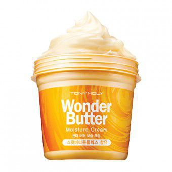 TonyMoly Wonder Butter Moisture Cream - Универсальный питательный крем