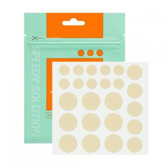Missha Speedy Solution Blemish Clear Patch - Патчи для воспалений на коже