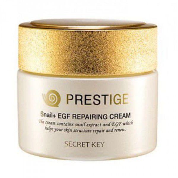 Prestige Snail + EGF Repairing Cream - Крем восстанавливающий