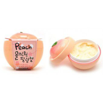 Baviphat Peach All-in-one Peeling Gel - Пилинг - скатка
