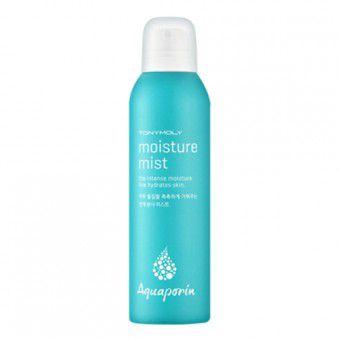 TonyMoly Aquaporin moisture mist - Спрей для лица с аквапортинами