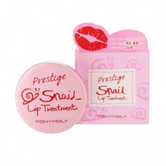 TonyMoly Prestige Snail Lip Treatment - Увлажняющий бальзам для губ