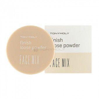 TonyMoly Face Mix Finish Loose Powder 21 - Пудра-финиш рассыпчатая