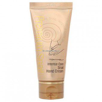 TonyMoly Intense Care Snail Hand Cream - Крем для рук с секретом улитки