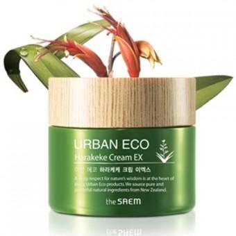 The Saem Urban Eco Harakeke Cream - Увлажняющий крем