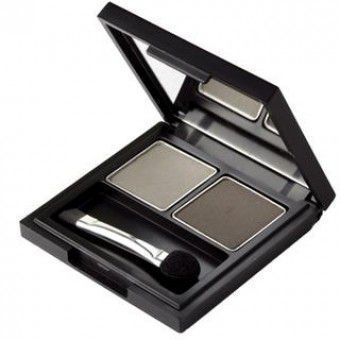 TonyMoly Party Lover Cake Eyebrow 02 Khaki Gray - Тени для бровей