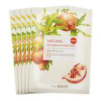 Natural Pomegranate Mask Sheet - Маска противовоспалительная