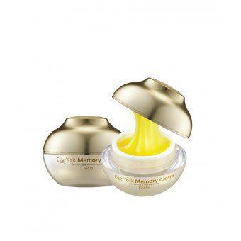 Lioele Egg Yolk Cream - Крем для лица яичный