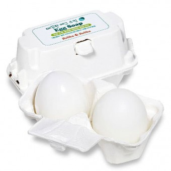 Smooth Egg Skin Egg Soap