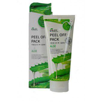 Ekel Peel Off Pack Aloe - Маска-пленка с экстрактом алоэ
