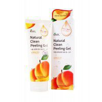 Apricot Natural Clean Peeling Gel - Пилинг-скатка с экстрактом абрикоса