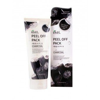 Ekel Peel Off Pack Charcoal - Маска-пленка с древесным углем