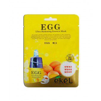 Ekel Egg Ultra Hydrating Essence Mask - Маска тканевая с экстрактом яичного желтка