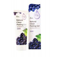 Grape Natural Clean Peeling Gel - Пилинг-скатка с экстрактом винограда