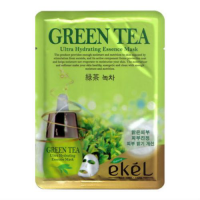 Green Tea Ultra Hydrating Essence Mask - Тканевая маска для лица с зеленым чаем