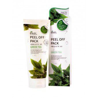Ekel Peel Off Pack Green Tea - Маска-пленка с экстрактом зеленого чая