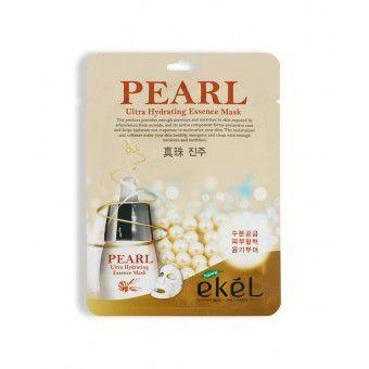 Ekel Pearl Ultra Hydrating Essence Mask - Тканевая маска с экстрактом жемчуга