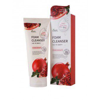 Ekel Pomegrananate Foam Cleanser - Пенка для умывания с экстрактом граната